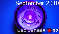 LED LENSER M7 - Review in Arbeit...